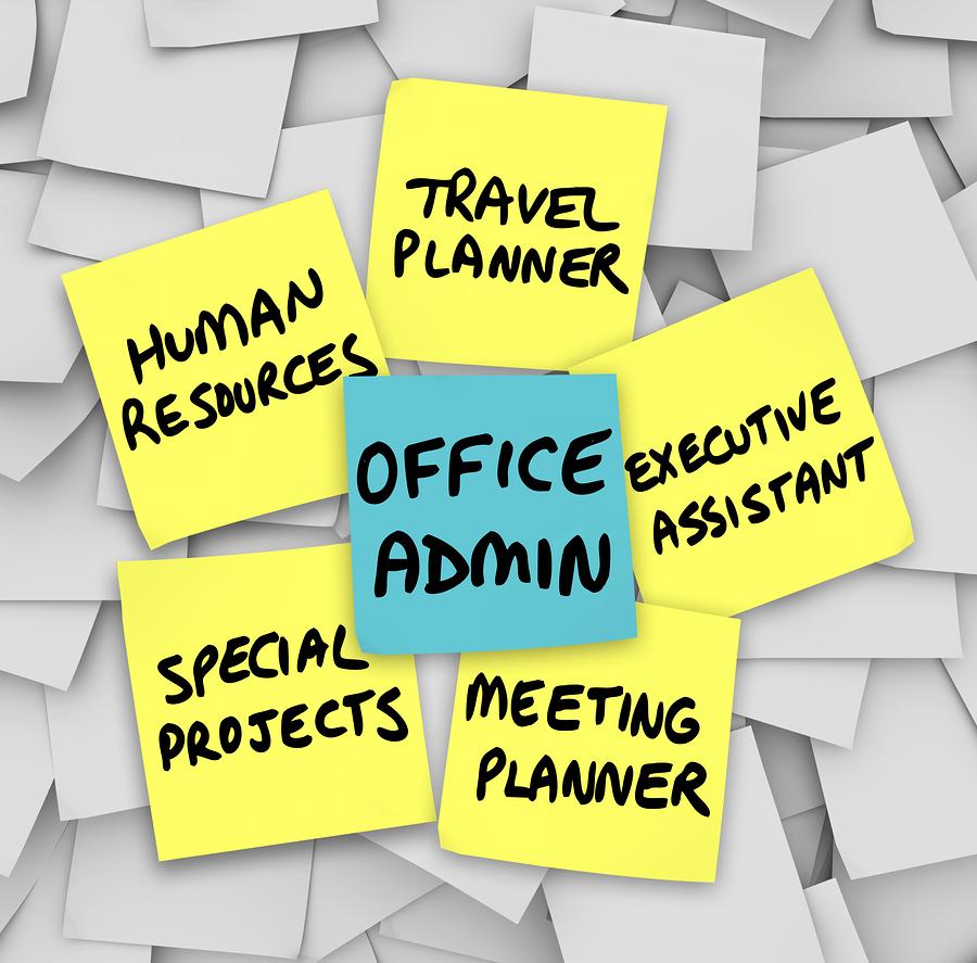 Receptionist Job Description How To Optimize Your Front