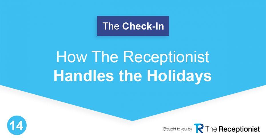 Holidays at a startup