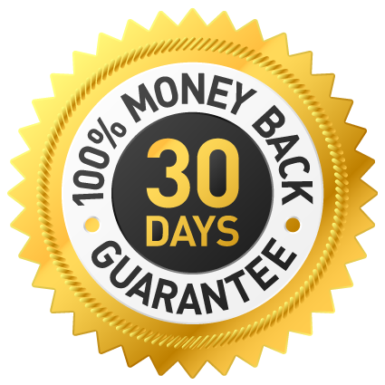 30-Day Guarantee Badge