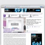 Press: iPad platform aims to replace the receptionist via PSFK