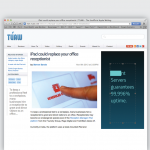 Press: iPad could replace your office receptionist via Tuaw
