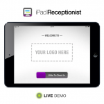 iPad Receptionist Live Demo