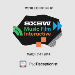 iPad Receptionist is headed to SXSW 2014!