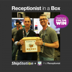 The SXSW Receptionist in a Box Giveaway Winner is… ShipStation!