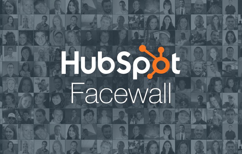 HubSpot-Facewall
