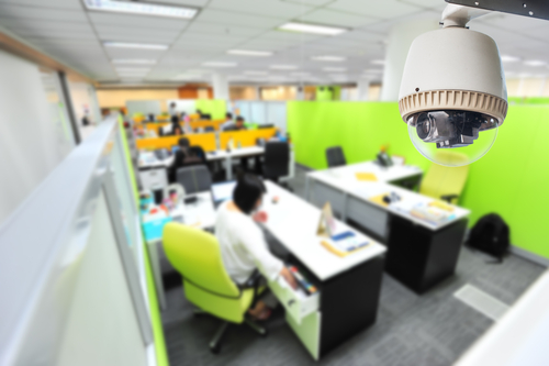 modern Office security