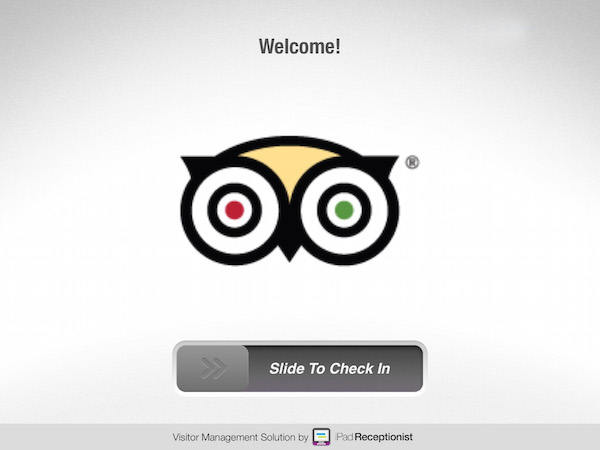 The iPad Receptionist - TripAdvisor