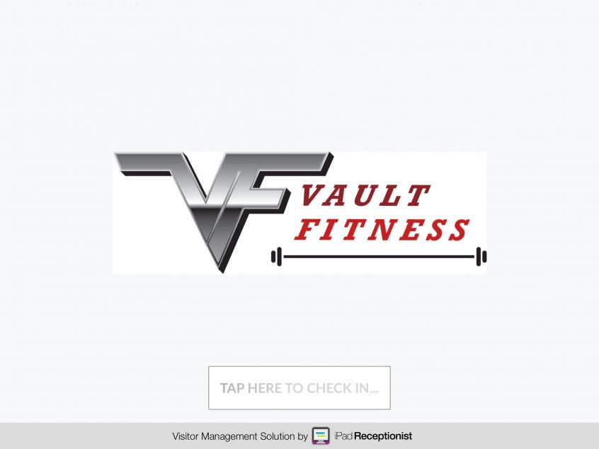 Vault Fitness Check-In