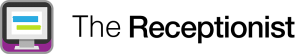 TheReceptionist logo - 1000 x 179