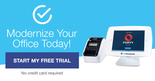 Visitor Management System Free Trial