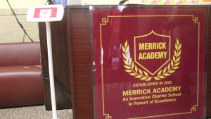 Receptionist for iPad at Merrick Academy