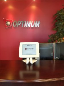 Optimum Design Lobby