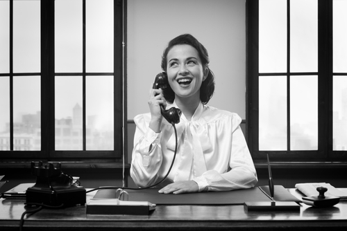 The Death of the Receptionist as We Know It - The Original