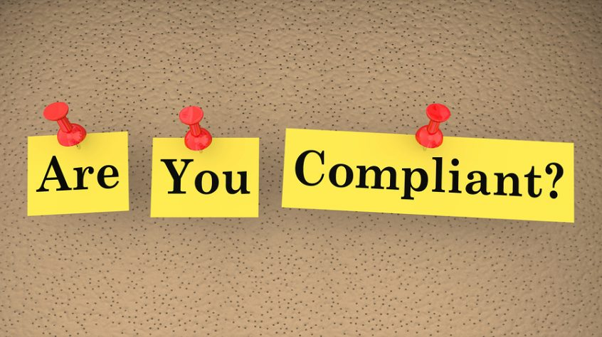 Are You Compliant?