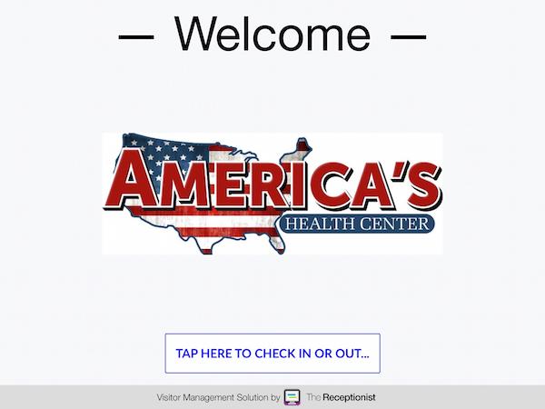 America's Health Center logo