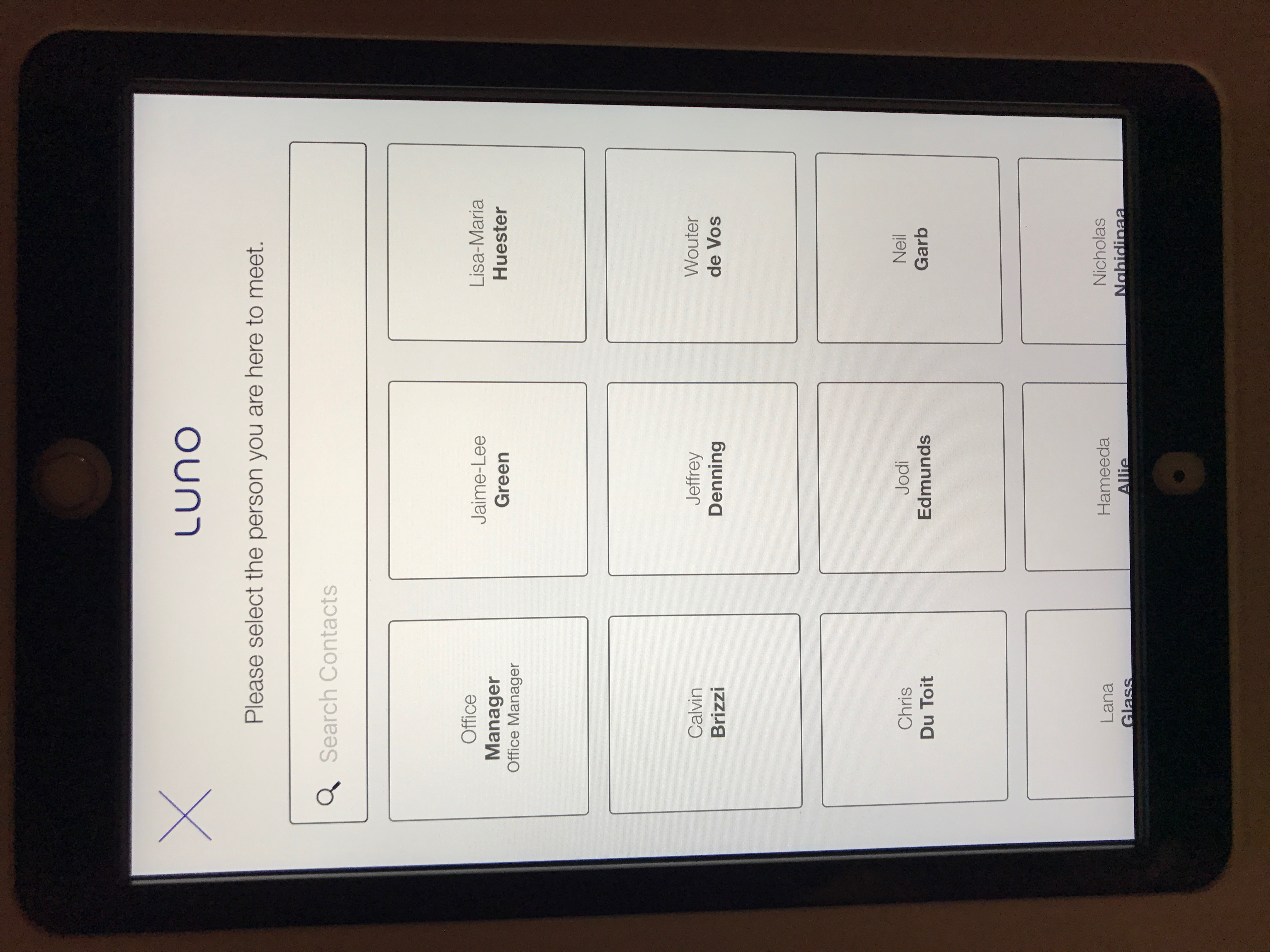 The Receptionist For Ipad At Luno What Is Bitcoin And How