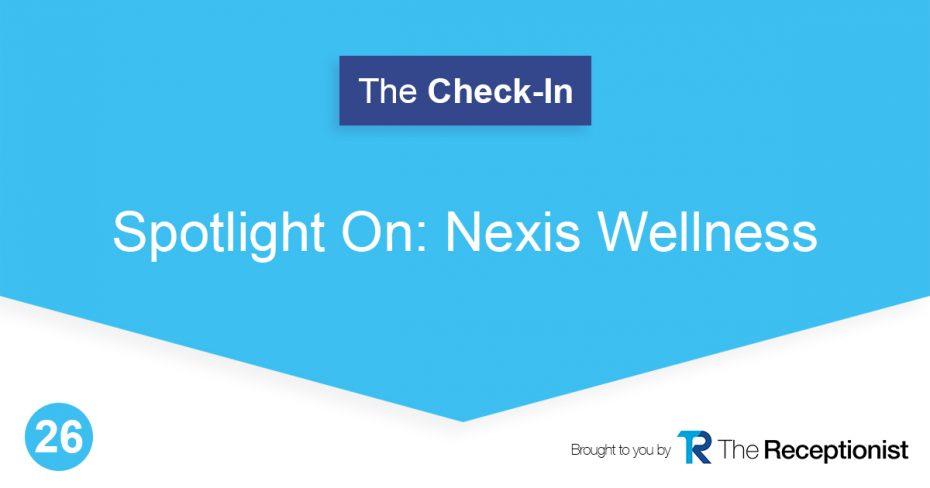 Nexis Wellness coworking