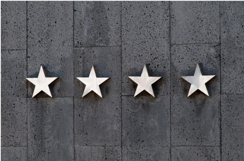 Preventing bad online reviews