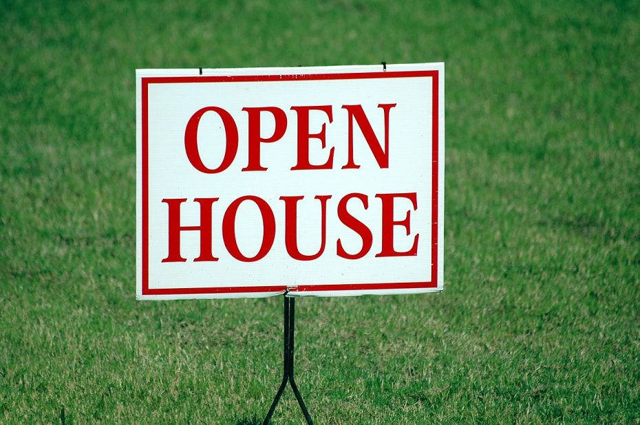 open house marketing