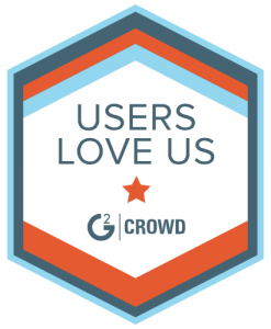Users love our check-in app on G2 Crowd!