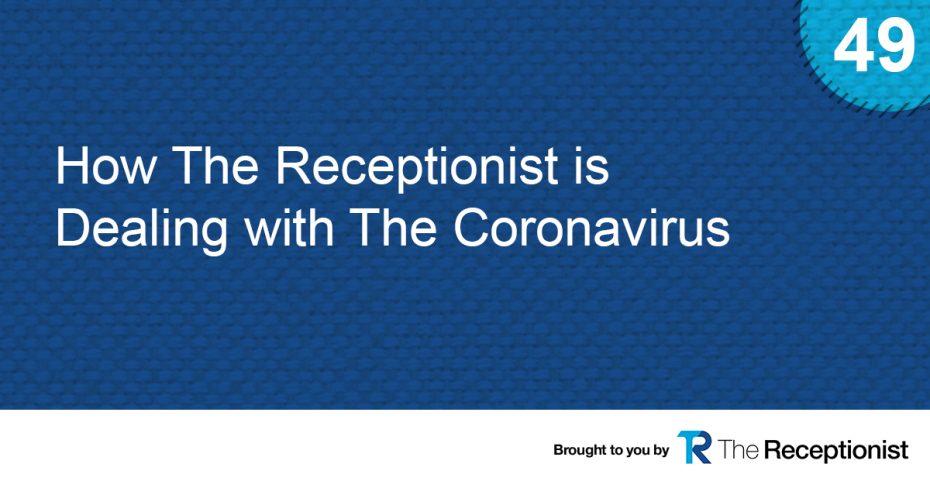 Dealing with Coronavirus