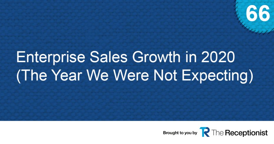 Enterprise sales growth