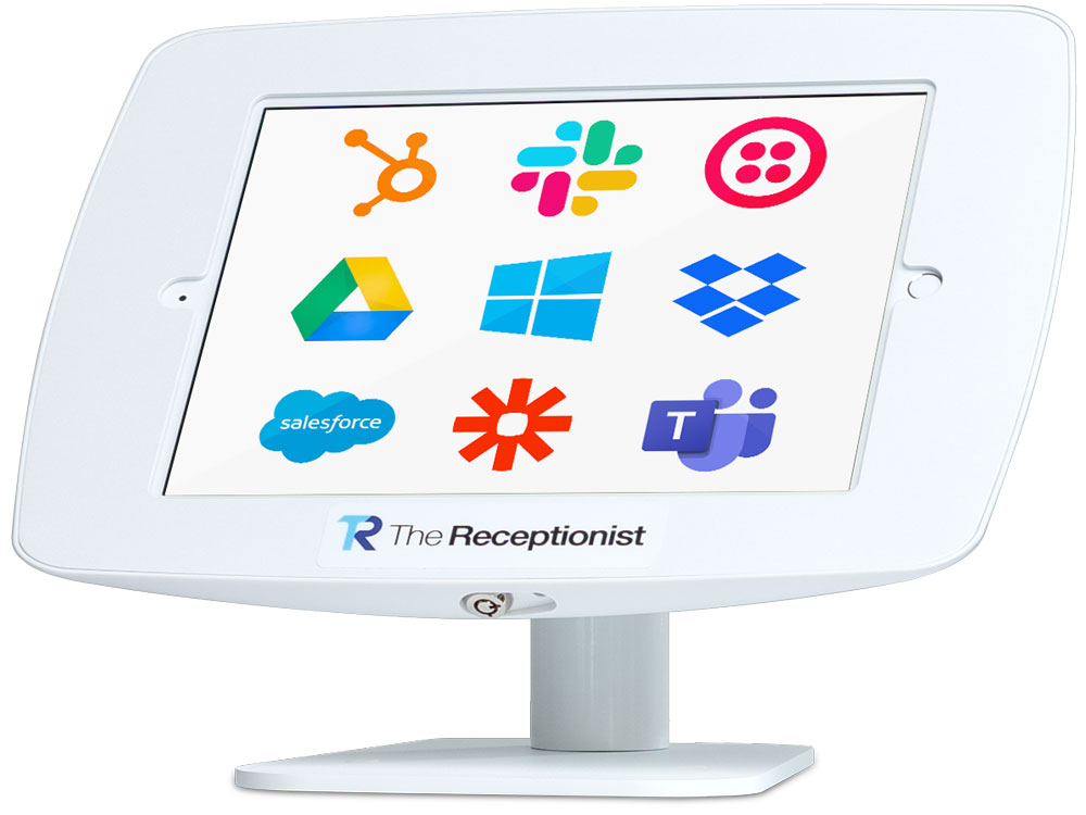 The Receptionist for iPad Visitor Management System - Integrations