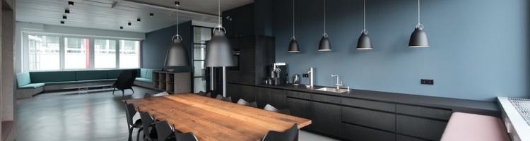 Modern office energy savings